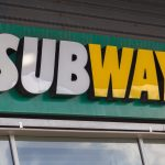 Subway store on the West One Retail Park